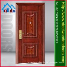 Security Steel Main Door Designs (QD-SD005)