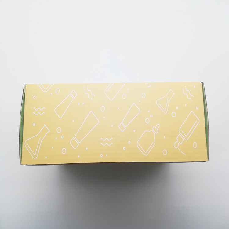 Paper Packing Shoe Box