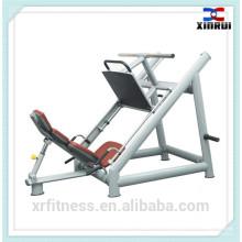 Equipo profesional de la aptitud del gimnasio de la venta caliente Máquina de la prensa de la pierna de 45 grados (XH24)