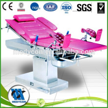Medical Adjustable electric gynecological Table for Operating Room