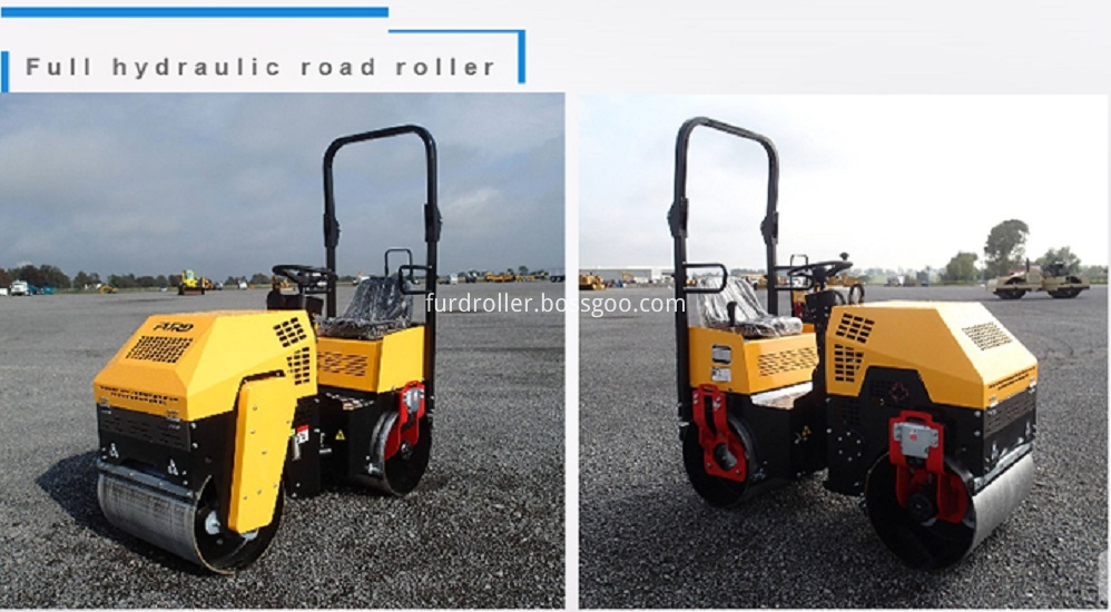 1 Ton Road Roller Compactors