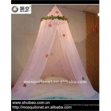 Розовая противомоскитная сетка