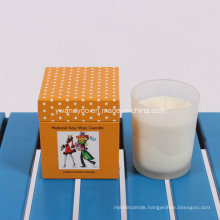 Cedar & Sweet Orange Gift Candle