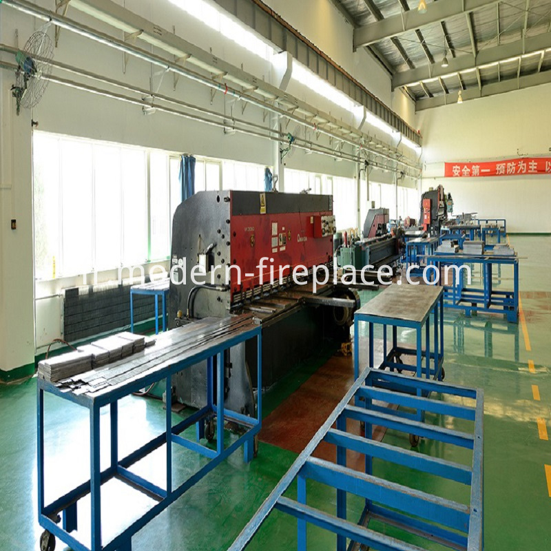 Wood Heat Stoves Production