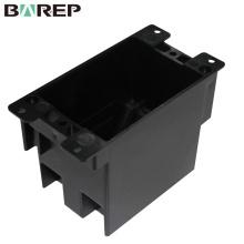 YGC-014 caja de conexiones de luz al aire libre gfci eléctrica impermeable para cable