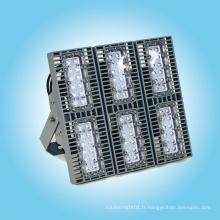 Lumière à inondation extérieure modulaire haute puissance LED de 400 W