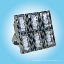 400W Reliable High Power LED Modular Outdoor Flood Light