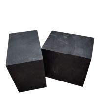 Isostatic die casting customized EDM graphite block for melting
