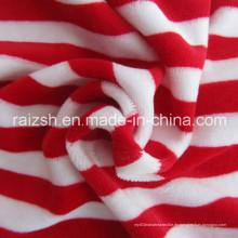 CVC Garn gefärbte Samt Mode Stoffe für Großhandel