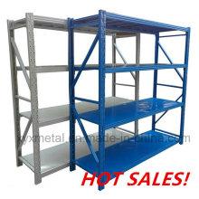 Especialistas em armazenagem industrial Bulk Rack Warehouse Metal Long Span Shelving