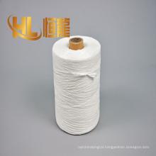 Net transparent color polypropylene filled yarn