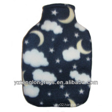 Wholesale Night Sky Plush Hot Water Bottle Covers