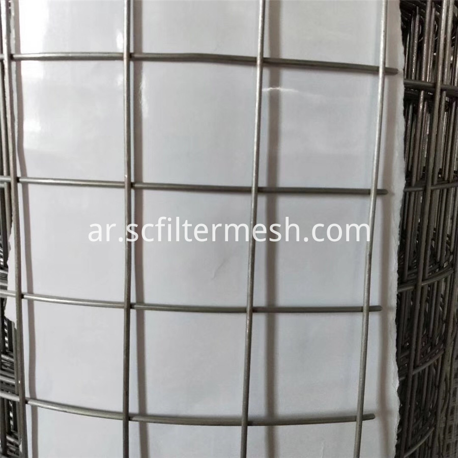 304 Ss Welded Wire Mesh