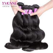Venta caliente Body Wave Virgin Malasia trama de cabello