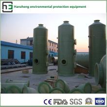 Desulfurização e Desinfecção Operação-Sistema de Limpeza