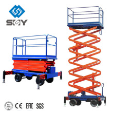 Stationary Hydraulic Lifting Platform made in china \ lifting platform(with CE)