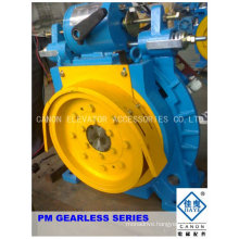PM Gearless machine for Elevators MRL