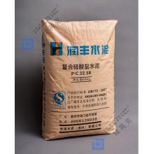 50kg Sack Kraftpapier Zement Verpackungsbeutel