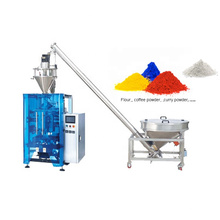 Automatic Vertical Powder Doypack Pouch Packaging Machine
