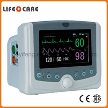 Factory Cheapest Price Medical Equipment Multi-Parameter Patient Monitor