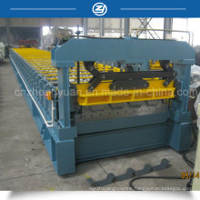 Russia Metal Roof Roll Forming Machine