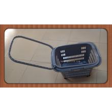 30L Multipurpose Plastic Shopping Basket Manufacturer in USA