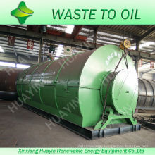 High-technology oil destilll machine