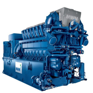 Gas engine TCG 2020