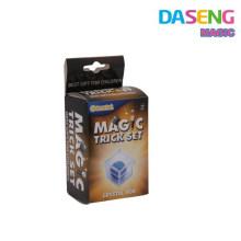 Trucos de magia atravesar trucos de magia juguetes de magia de plástico