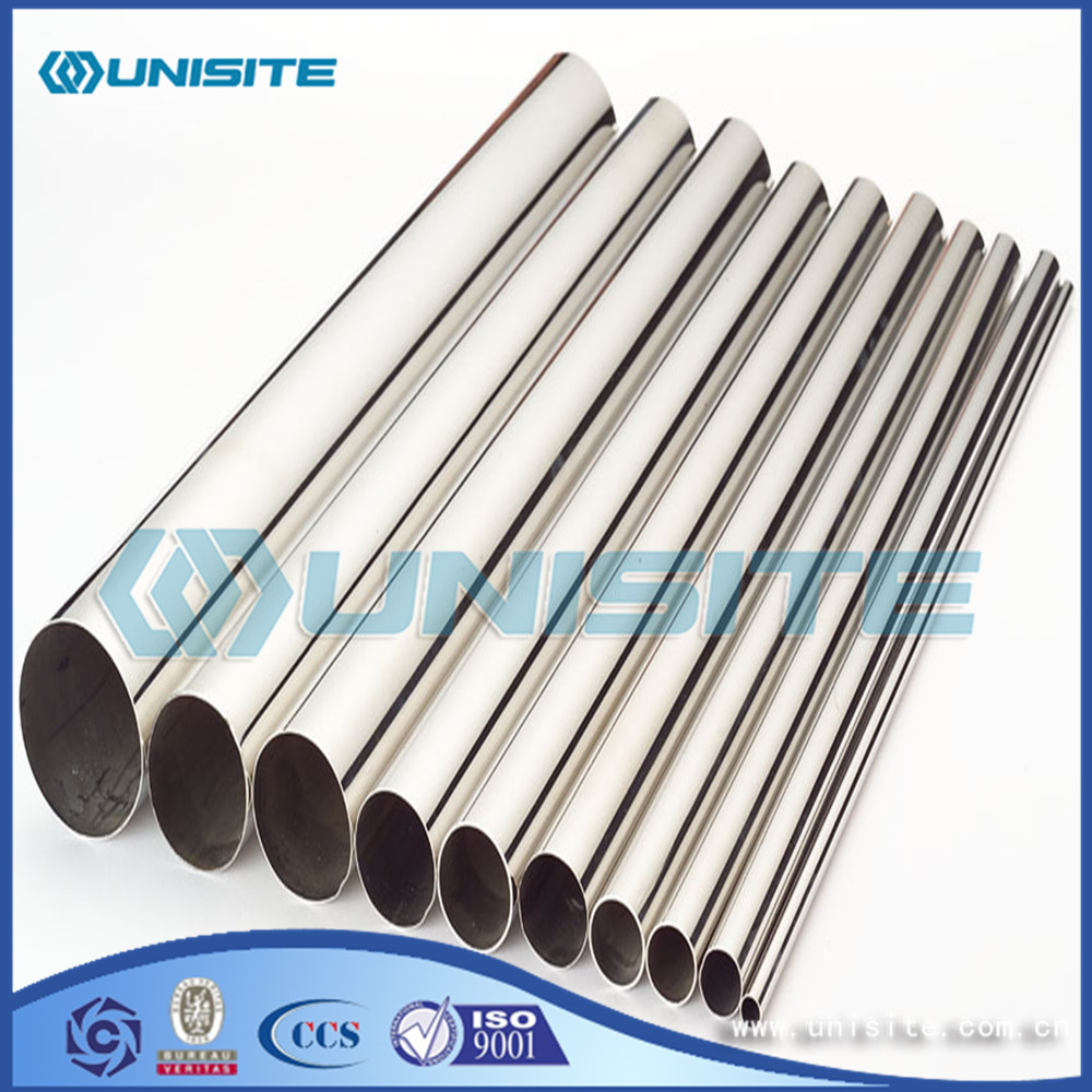 Stainless Seamless Large Pipe