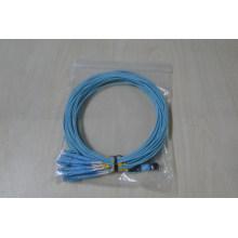 Puentes de parche de fibra óptica MPO