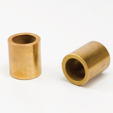 Metalurgi Powder Metalurgi Logam Silinder Bush Spacer