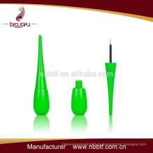 Vario diseño de envases de plástico líquido eyeliner