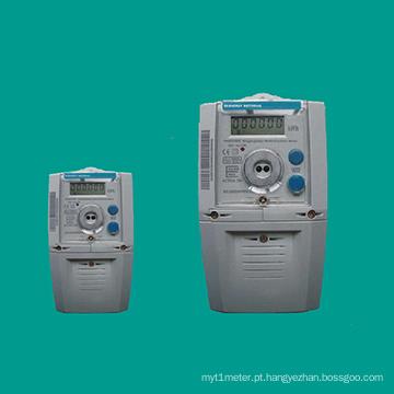 Medidor de eletricidade multifuncional monofásico Ddsd2800