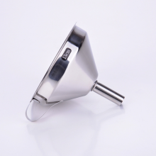Non Magnetic Stainless Steel Funnel With Filter