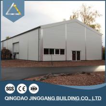 Construction métallique en métal galvanisé Hangar Hall