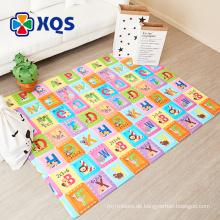 2015 heißer Verkauf Spielzeug Baby Krabbeln Boden Matte Boden Teppich Spielzeug Baby Großhandel Aktivität Matte für Baby