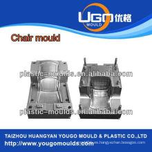Molde plástico de la fábrica molde plástico de la silla fabricante