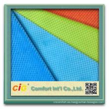 último diseño Bonded Sofa Fabric 2014