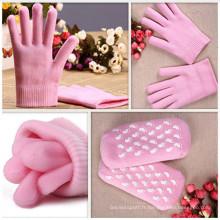 Gel haute qualité chaussettes/gants/talon/coude en couleur de luxe