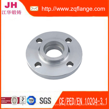 Forged Lj Flange 150lb ASTM A105 Lap Joint Flanges with Stub End