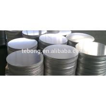 Deep Drawing Aluminium Circles 0.4mm - 6.0mm For Lighting Cover