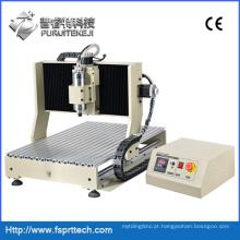 Máquina de gravação CNC Máquina de roteador CNC com rede à prova de poeira