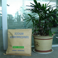 Пищевая добавка Натрия Гексаметафосфат Пищевые ингредиенты ШМП