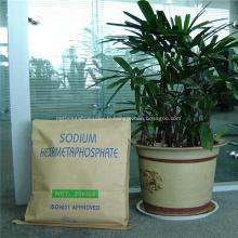 Ingrédients alimentaires SHMP d'hexamétaphosphate de sodium d'additif alimentaire