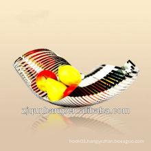 Annulus Type Stainless Steel Fruit Basket/Vegetable Basket