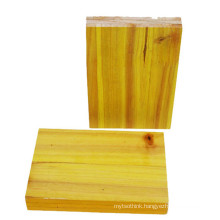 21mm 500*3000 3 ply yellow shuttering panel for sale
