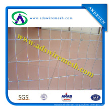 Galvanized Steel Horse Fence/Farm Field Fence for Rearing Animals