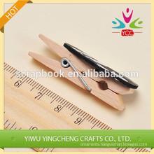 cute clips decorative china wholesale wood clip