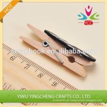clip madeira atacado de clipes bonito china decorativo